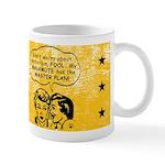 My Malamute has the Master Plan! Mug