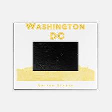 WashingtonDC_10x10_Skyline1_Yellow Picture Frame