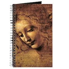 Leonardo Da Vinci La Scapigliata Journal