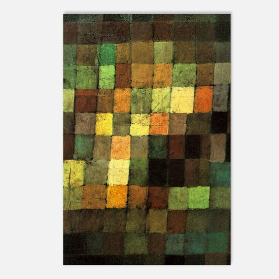 Paul Klee Ancient Sounds Postcards (Package of 8)