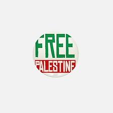 Free Palestine Mini Button
