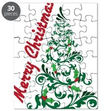 Merry Christmas Puzzle