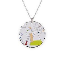Chemistry Stuff Necklace