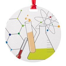 Chemistry Stuff Ornament