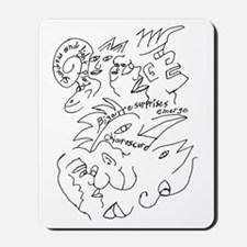 Play Chiaroscuro Mousepad