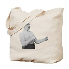 Overly Manly Man Tote Bag