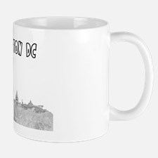 WashingtonDC_Rectangle_Black Mug