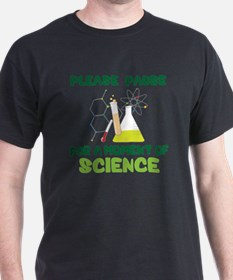 Please Pause T-Shirt