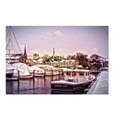 Pickering Wharf Postcards (Package of 8)