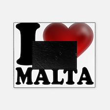 I Heart Malta Picture Frame