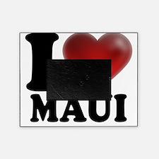 I Heart Maui Picture Frame