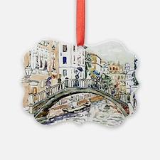 Maurice Prendergast Little Bridge Ornament