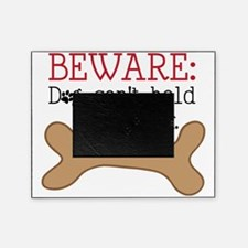 Beware Picture Frame