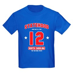 Statehood North Carolina T