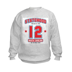 Statehood North Carolina Sweatshirt