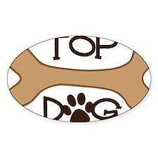 Top Dog Decal