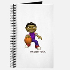 New Star Basketball Player Journal