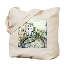 Maurice Prendergast Little Bridge Tote Bag