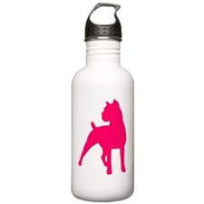 About Time Cane Corso  Water Bottle