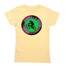 Cycling Designs Girl's Tee