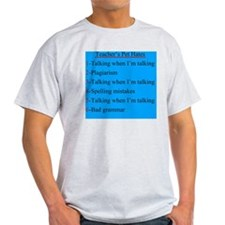 Pet Hates 1 BLUE 2 T-Shirt