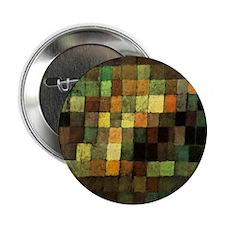"""Paul Klee Ancient Sounds 2.25"""" Button"""