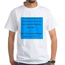 Im Great BLUE Shirt