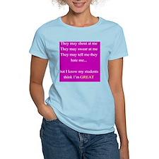 Im Great PINK T-Shirt