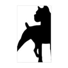 About Time Cane Corso Logo Decal
