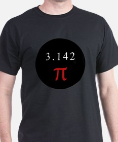 Pi - BLACK T-Shirt