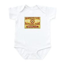 Mammoth Cave National Park (L Infant Bodysuit