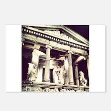 Nereid Monument Postcards (Package of 8)