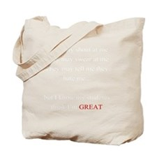 Im Great Tote Bag