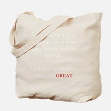 Im Great Tote Bag