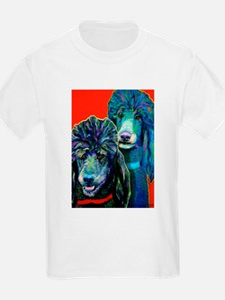 Poodles! T-Shirt