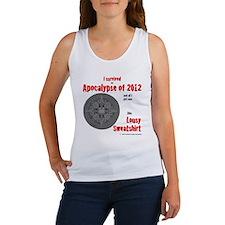 Apocalypse Survivors Sweatshirt Women's Tank Top