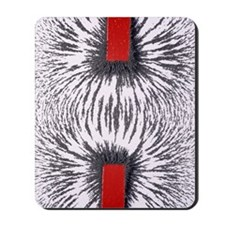 Magnetic attraction Mousepad