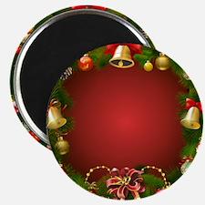 Xmas Decorations 2 Magnet