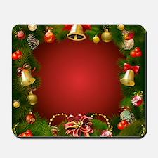 Xmas Decorations 2 Mousepad