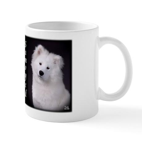 Samoyed Puppy Mug