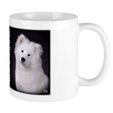 Samoyed Puppy Mug