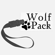 wolfpack Luggage Tag