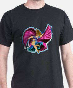 Big-n-Beautiful Winged dancer fair co T-Shirt