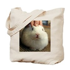 January - Bunny Bliss Tote Bag