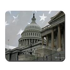 US Capitol 11partiotic Mousepad