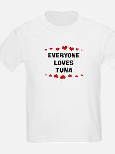 Loves: Tuna T-Shirt