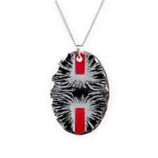 Magnetic repulsion Necklace