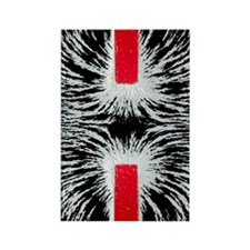 Magnetic repulsion Rectangle Magnet