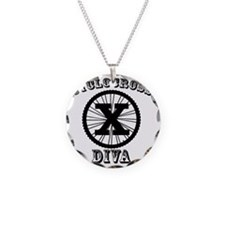 Cyclocross Diva Necklace