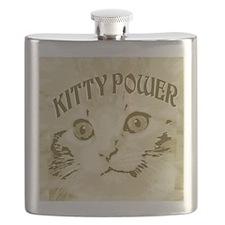 Kitty Power Flask